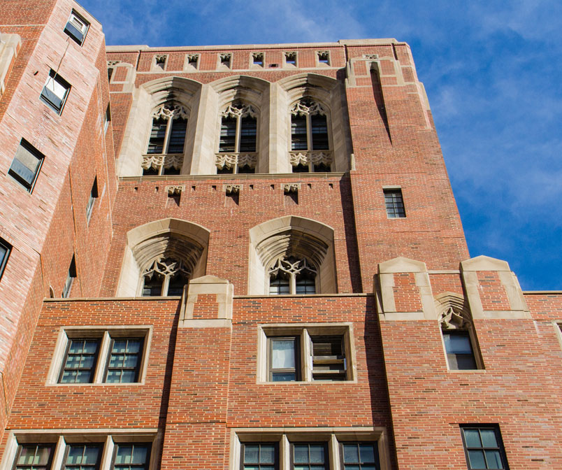 College of Medicine West Building Envelope Restoration