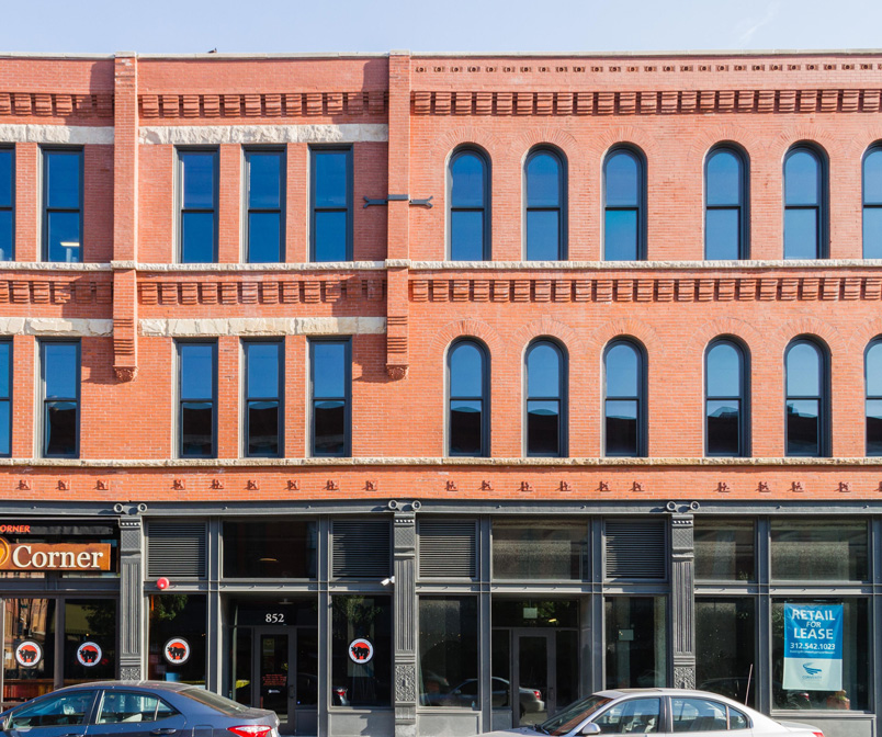 Fulton Street Wholesale Market Company Building Adaptive Reuse