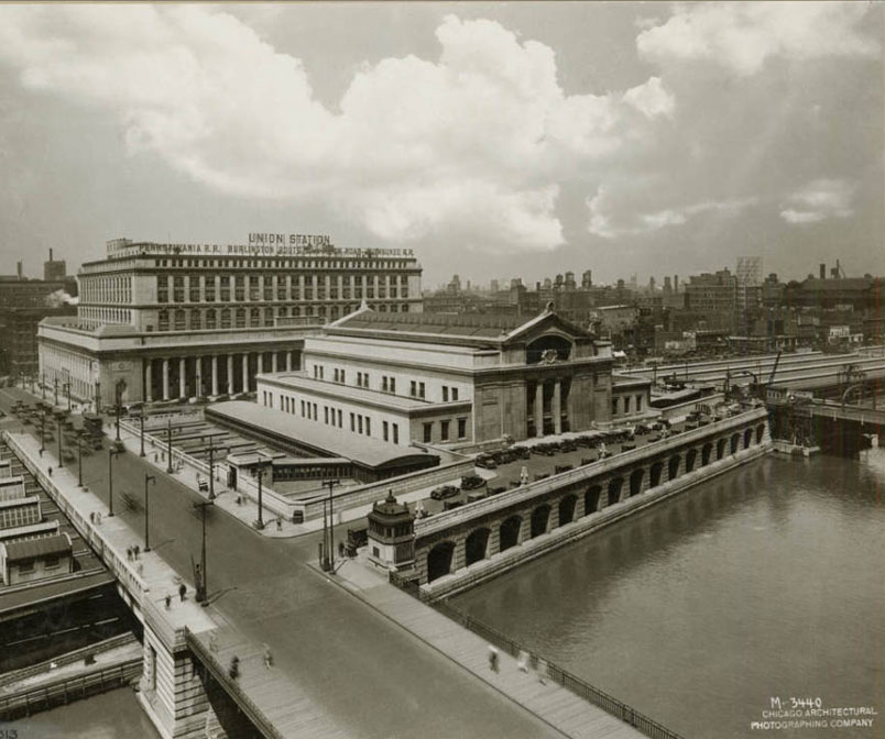 Chicago Union Station – Historic Preservation Plan