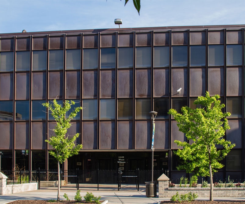 Curtainwall Rehabilitation at Truman and Daley Chicago City Colleges